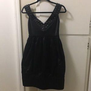 Zara woman black dress size small